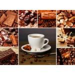 Puzzle  Grafika-00965 Collage Café