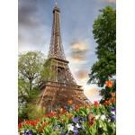 Puzzle  Grafika-01027 Tour Eiffel, Paris
