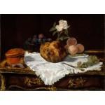 Puzzle  Grafika-01126 Edouard Manet : La Brioche, 1870