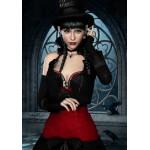 Femme Gothique aux Corbeaux 1000 pièces - Grafika