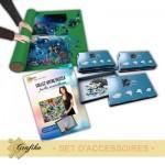 Grafika-01305 Set d'Accessoires - Expert - Tapis 6000 Pièces, Colle 3000 Pièces, 10 Boites de Tri