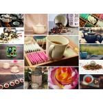 Puzzle  Grafika-01475 Collage - Thés
