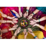 Puzzle  Grafika-01500 Femmes Indiennes