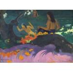 Puzzle  Grafika-01826 Paul Gauguin : Fatata te Miti (Par la Mer), 1892