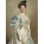Puzzle  Grafika-02062 John Singer Sargent : Mary Crowninshield Endicott Chamberlain (Mrs. Joseph Chamberlain), 1902