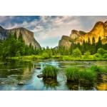 Puzzle  Grafika-02082 Parc National de Yosemite, Californie, Etats-Unis
