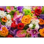 Puzzle  Grafika-T-00080 Bouquet de Fleurs Artificielles