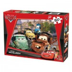 Puzzle  King-Puzzle-05108-A Cars
