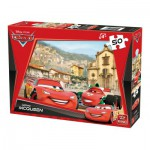 Puzzle  King-Puzzle-05108-B Cars