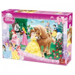 Puzzle  King-Puzzle-05160-B Disney Princesses