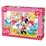 Puzzle  King-Puzzle-05177-A I Love Minnie