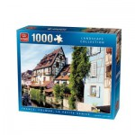Puzzle  King-Puzzle-05194 France, Colmar : La Petite Venise