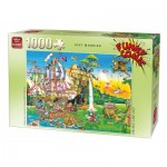 Puzzle  King-Puzzle-05224 Robert Crisp - Just Married
