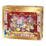 Puzzle  King-Puzzle-05262 Disney - Théâtre