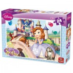 Puzzle  King-Puzzle-05281-B Princesse Sofia