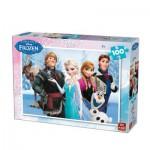 Puzzle  King-Puzzle-05293-A La Reine des Neiges