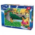 Puzzle  King-Puzzle-05316-B Le Livre de la Jungle