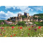 Puzzle  King-Puzzle-05352 Dordogne, France