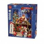 Puzzle  King-Puzzle-05360 L'Atelier du Père Noël