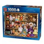 Puzzle  King-Puzzle-05365 La Commode de Grand-Mère