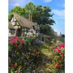 Puzzle  King-Puzzle-05368 Cottage Wysteria