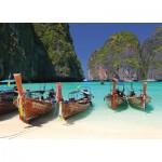 Puzzle  King-Puzzle-05381 Thailande, Krabi, Andaman Sea