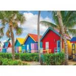 Puzzle  King-Puzzle-05382 Bahamas, New Providence