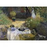 Puzzle  King-Puzzle-05398 Claude Monet - Le Déjeuner, 1873