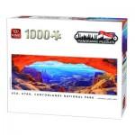 Puzzle  King-Puzzle-05604 Canyonlands National Park, Utah, USA