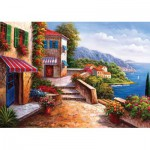 Puzzle  KS-Games-11335 Italie : La Côte Amalfitaine