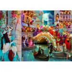 Puzzle  KS-Games-11360 Carnaval de Venise