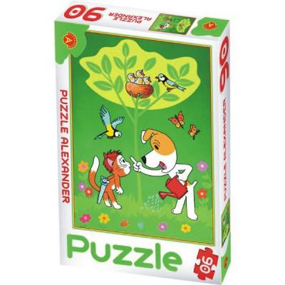 Rex jardinier 90 teile puzzle acheter en ligne for Jardinier en ligne