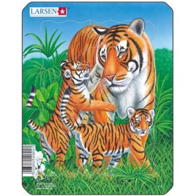 Puzzle cadre tigres puzzle acheter en ligne - Acheter cadre en ligne ...
