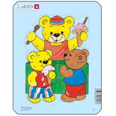 Puzzle cadre teddy bears puzzle acheter en ligne - Acheter cadre en ligne ...