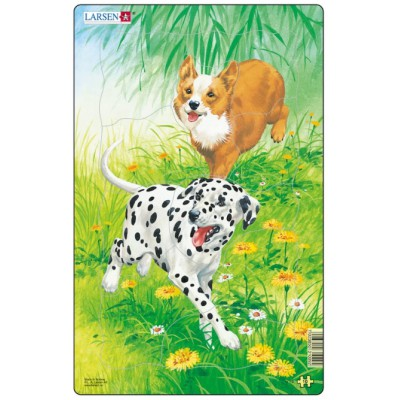 Puzzle cadre chiens puzzle acheter en ligne - Acheter cadre en ligne ...