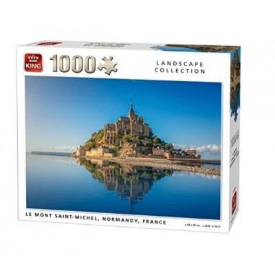 Pièces International Mont King Saint MichelFrance 1000 CxBodhQrts