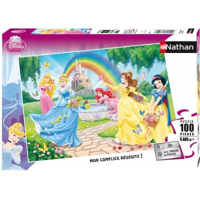 Disney Princess Le Jardin Des Princesses 100 Teile