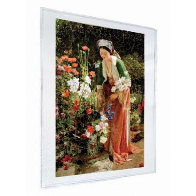 Cadre mural 30 x 40 cm puzzle acheter en ligne - Acheter cadre en ligne ...