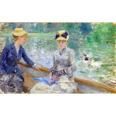 Puzzle En Pièces Morisot D'été Jour Michèle Wilson 650 Bois k8n0OwP