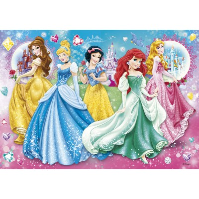 Princesses Disney 104 Teile Clementoni Puzzle Acheter