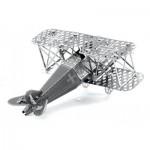 Metal-Earth-MMS005 Puzzle 3D en Métal - Fokker D-VII
