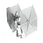 Metal-Earth-MMS267 Puzzle 3D en Métal - Star Wars : Special Forces TIE Fighter