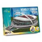 Nanostad-Wembley Nanostad 3D Puzzle - Wembley