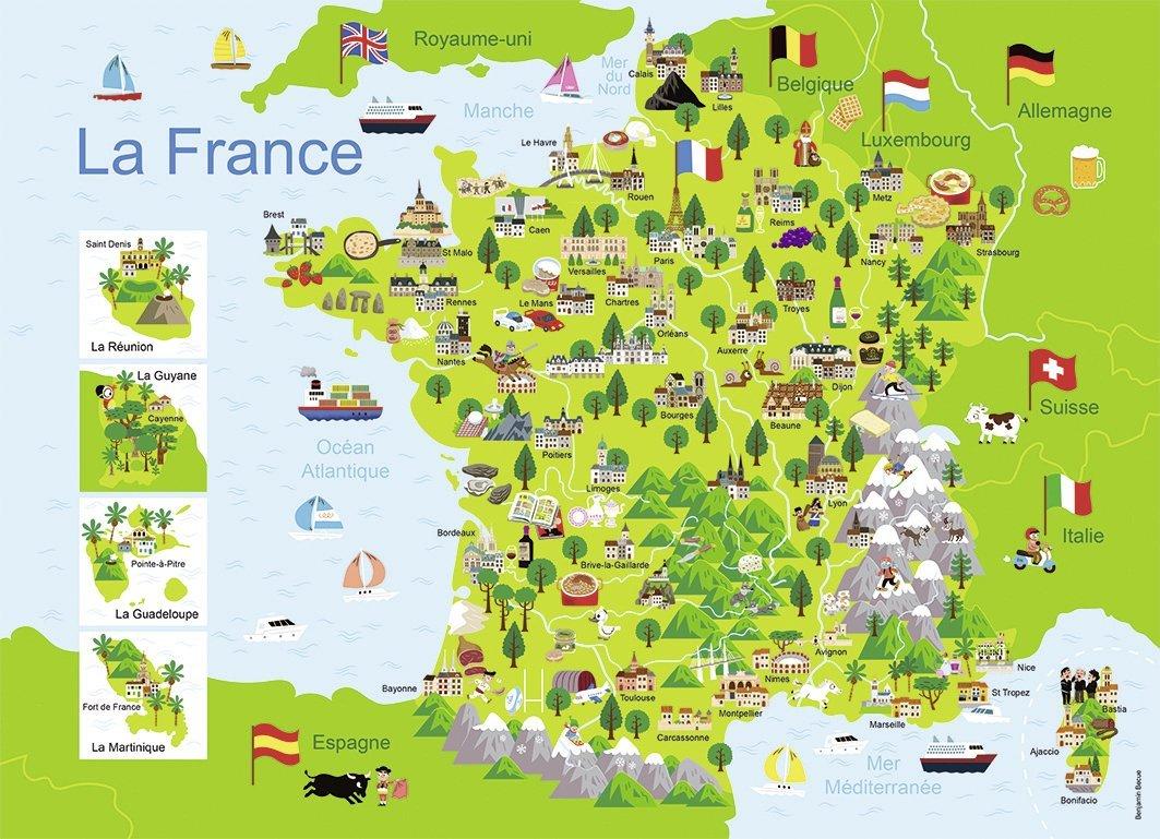 Meilleures Villes De France Vacances