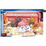 Puzzle  Nathan-86021 Disney : Les Aristochats