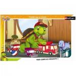 Puzzle  Nathan-86098 Franklin joue au pompier