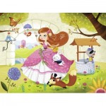 Puzzle  Nathan-86356 Princesse