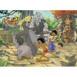 Puzzle  Nathan-86594 Le Livre de la Jungle : Dansons
