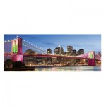 Puzzle  Nathan-87596 New York : Brooklyn de Nuit
