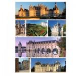 Puzzle  Nathan-87598 Châteaux de la Loire